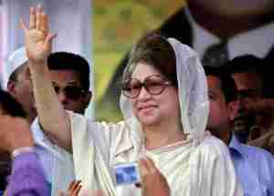 Current opposition leader Mrs Khaleda Zia, have been prime minister of the country for 3 times previously, refuses to go to poll while prime minister Mrs Sheikh Hasina stays as the head of the government.