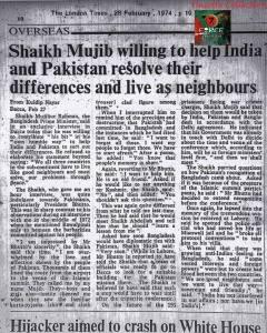 SheikhMujibon Pakistan