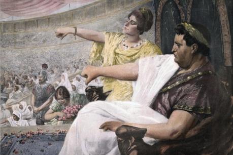 nero gladiator