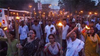 shahbag rally